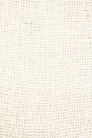 Tkanina lniana z grubym splotem - śmietanka -  145cm 325g/m2 thumbnail