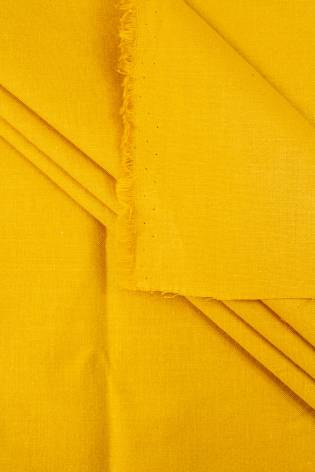 Fabric - Cotton - Yellow -...