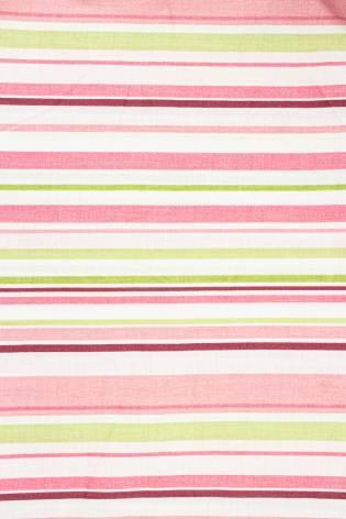 Tkanina pościelowa bawełniana - kolorowe paski -  160cm 140g/m2 thumbnail