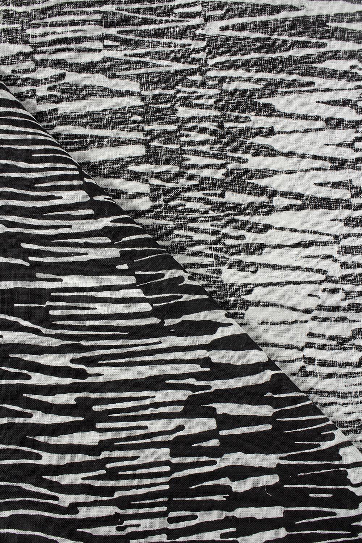 Fabric - Linen - Zebra - 145 cm - 325 g/m2