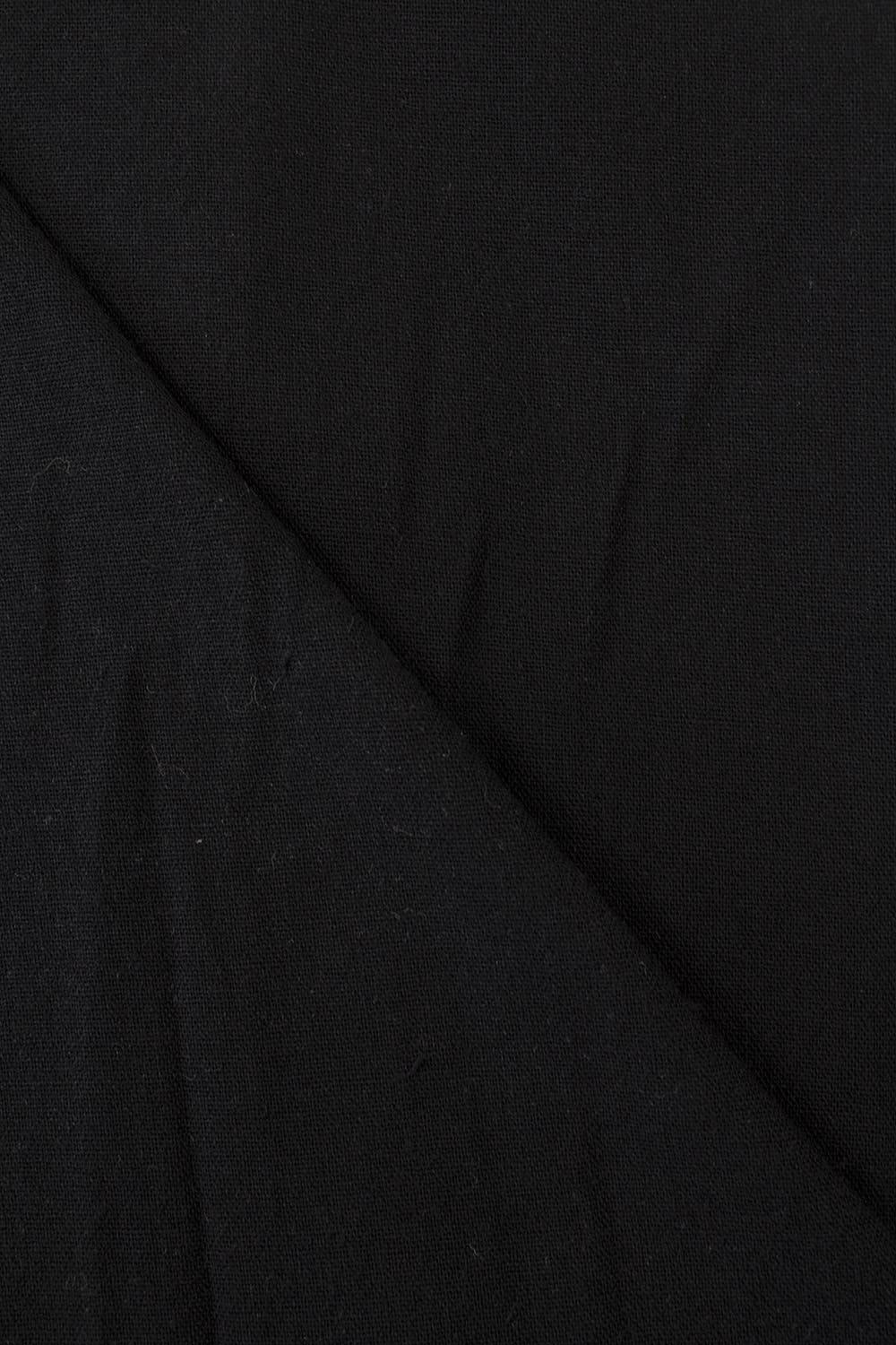 Fabric - Norris - Black - 170 cm - 130 g/m2