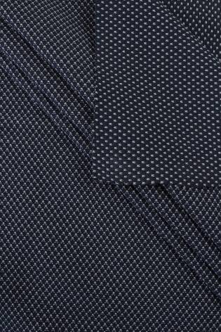Knit - Structural - Navy...