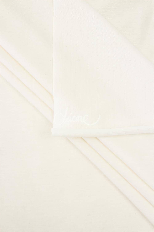Knit - Jersey - Ecru Melange - 170 cm - 200 g/m2