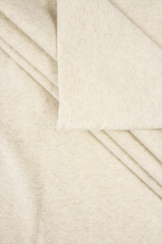 Knit - Welt - Ecru  - 80/160 cm - 260 g/m2