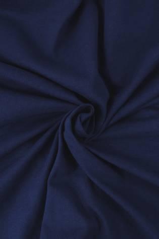 Knit - Jersey - Navy Blue -...