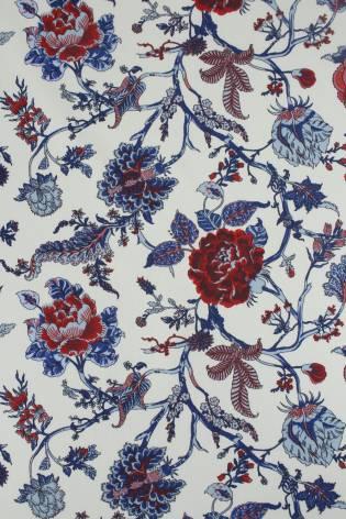 Fabric - Scuba - Flowers - 2 rm (Pre-cut) thumbnail