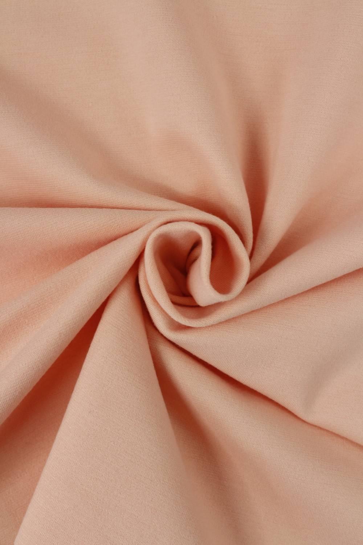 Knit - Punto Jersey - Salmon Pink - 2 rm (Pre-cut)