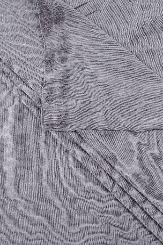 Dzianina jersey wiskozowy - szary - 165cm 180g/m2