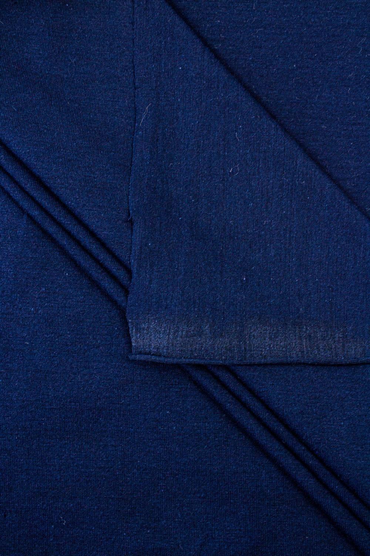 Dzianina jersey granatowy - 150cm 190g/m2