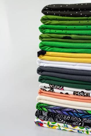 Fabox - Mix dzianin jersey - 1m x 15 (czerwony) thumbnail