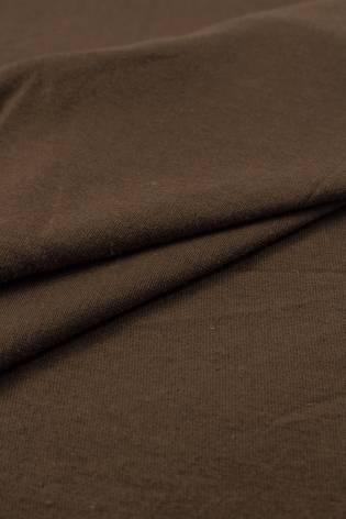 Dzianina jersey 100% bawełna - mleczna czekolada - 180cm 190g/m2 thumbnail