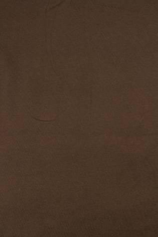 Knit - Jersey - Brown  - 180 cm - 190 g/m2 thumbnail