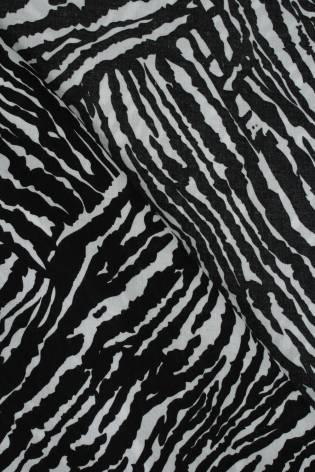Fabric - Viscose - Zebra - 140 cm - 130 g/m2 thumbnail