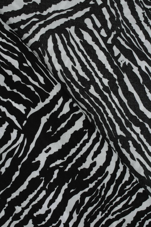 Fabric - Viscose - Zebra - 140 cm - 130 g/m2