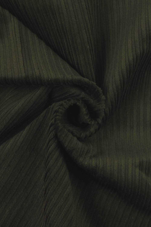 Fabric - Corduroy - Khaki - 2 rm (Pre-cut)