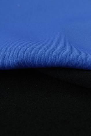 Knit - Sweatshirt Knit With Fleece Underside - Royal Blue - 2 rm (Pre-cut) thumbnail