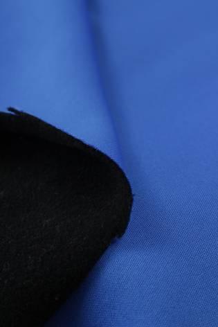 Dzianina niebieska dresowa/polarek KUPON 2 MB thumbnail