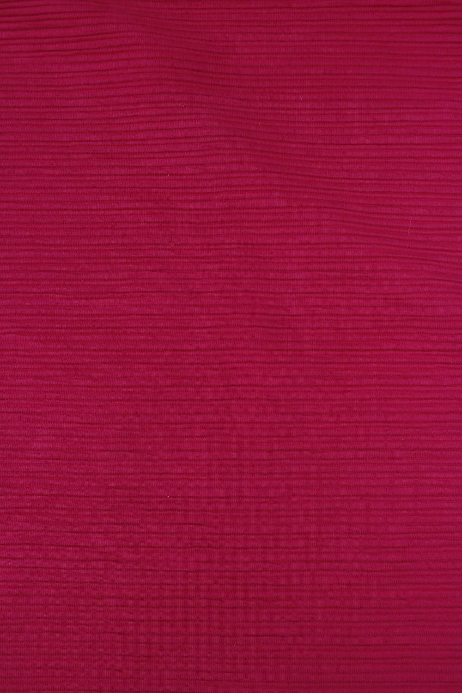 Knit - Ribbed - Fuchsia - 2 rm (Pre-cut)