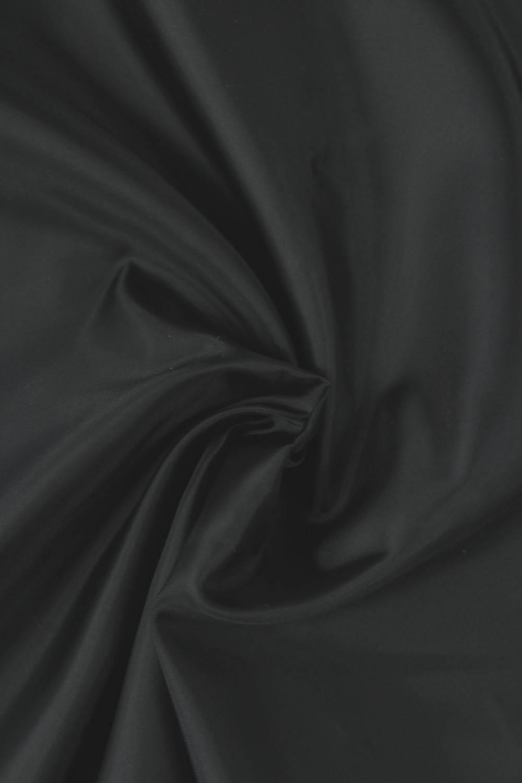 Tkanina podszewka czarna KUPON 2 MB