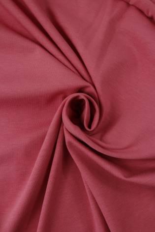 Dzianina jersey wiskozowy różowy KUPON 2 MB thumbnail