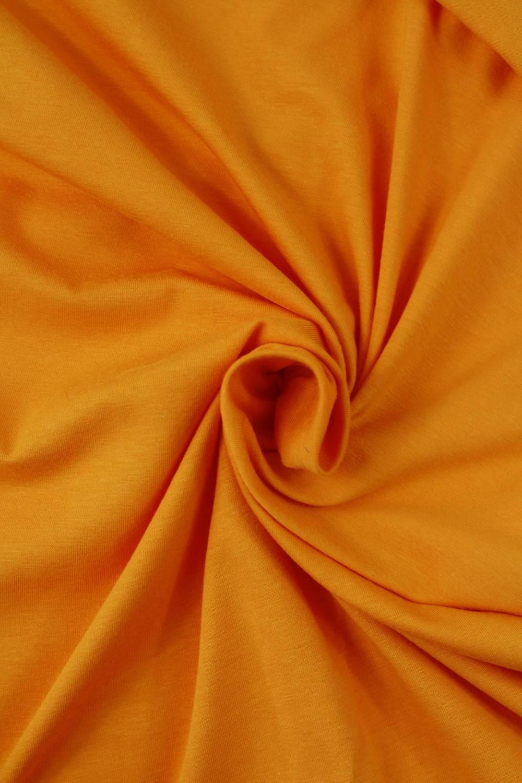 Knit - Viscose - Mustard - 2 rm (Pre-cut)