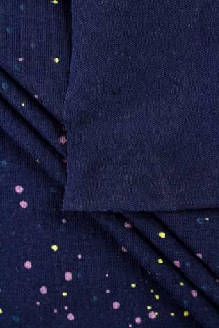 copy of Dzianina jersey wiskozowy nude - delfinki - 185cm 180g/m2 thumbnail