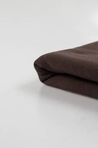 Dzianina dresowa drapana - czekoladowa - 170cm 300g/m2 - 1