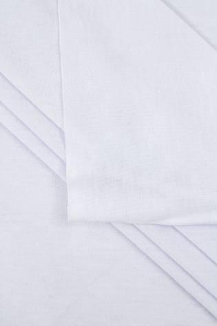 Knit - Jersey - White - 180 cm - 130 g/m2 thumbnail
