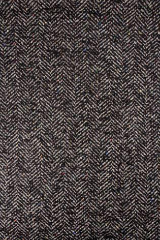 Fabric - Wool - Herringbone With Colourful Thread - 155 - 400 g/m2 thumbnail