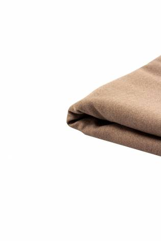 Fabric - Duffle Fleece - Coffee - 155 cm - 360 g/m2 thumbnail