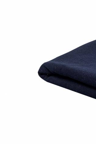 Knit - Sweatshirt Fleece - Navy Blue - 95 cm/190 cm - 335 g/m2 thumbnail