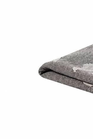 Knit - French Terry - Grey Lips - 165 cm - 190 g/m2 thumbnail