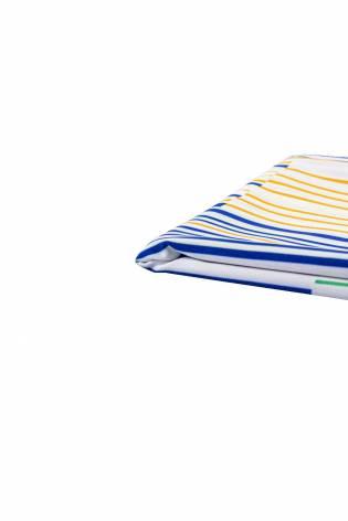 Tkanina Koshibo - kolorowe kreski - 150cm 100g/m2 thumbnail