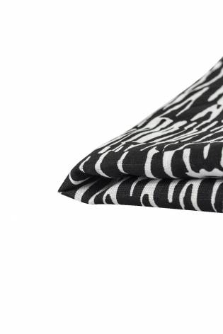 Fabric - Linen - Zebra - 145 cm - 325 g/m2 thumbnail