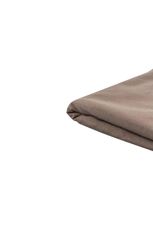Dzianina jersey wiskozowy - nude - 150cm 200g/m2