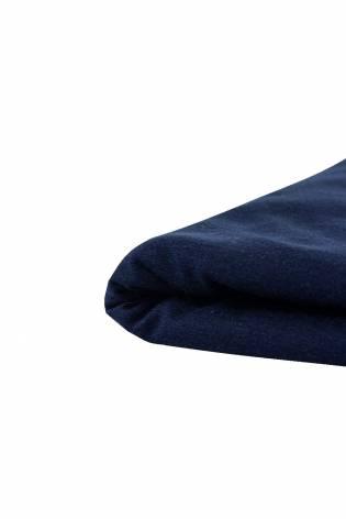 Knit - Jersey - Navy Blue - 150 cm - 190 g/m2 thumbnail