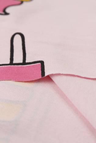 Dzianina jersey różowy lody KUPON 2 MB thumbnail