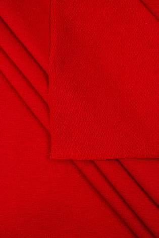 Dresówka pętelka - czerwony - 185cm 240g/m2 - 1