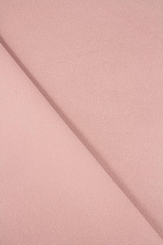 Tkanina flanelowa - pudrowy róż - 160cm 425g/m2