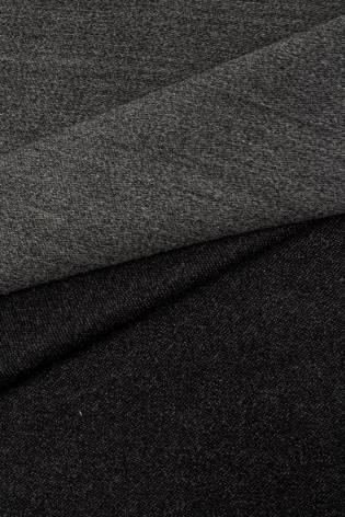 Fabric - Gabardine - Dark Grey - 155 cm - 350 g/m2 thumbnail