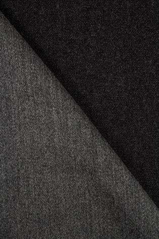 Tkanina gabardyna - ciemnyszary - 155cm 350g/m2 thumbnail