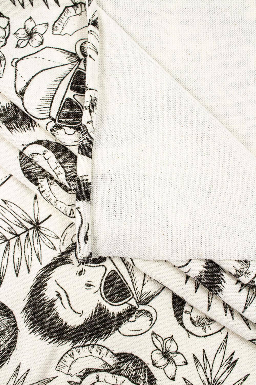 copy of Knit - Jersey - Grey Melange - 165cm - 130 g/m2