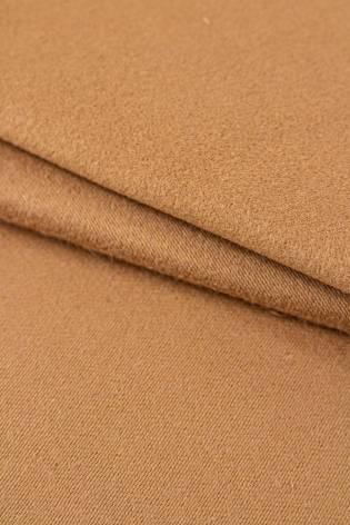 Tkanina flanelowa - karmel - 160cm 425g/m2 thumbnail