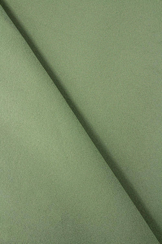 Tkanina flanelowa - oliwkowy - 155cm 440g/m2