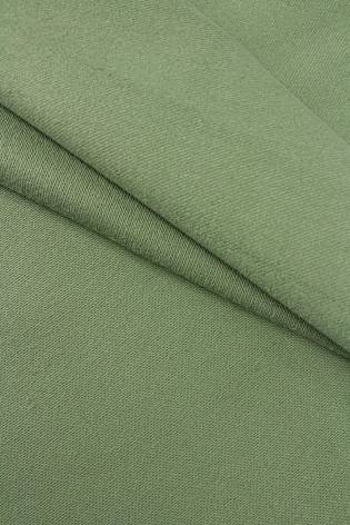 Tkanina flanelowa - oliwkowy - 155cm 440g/m2 thumbnail