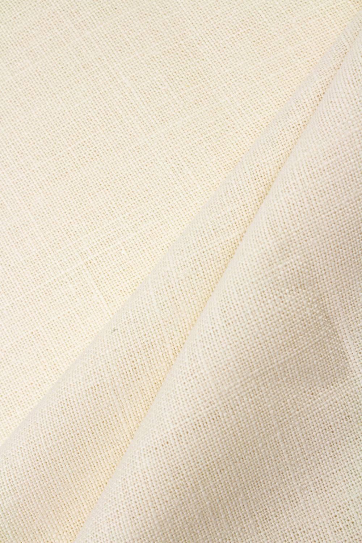 Fabric - Linen - Ecru - 140 cm - 400 g/m2