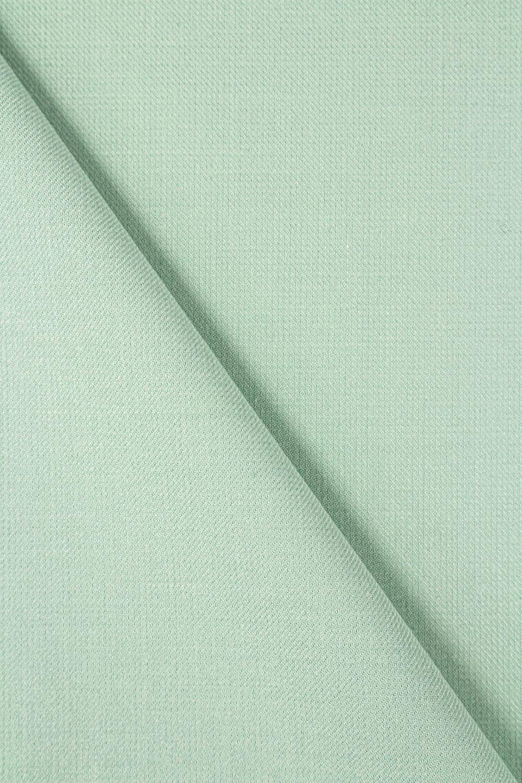 Tkanina wiskozowa - miętowa - 150cm 200g/m2