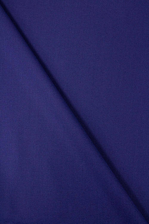 Tkanina wiskozowa - royal blue - 150cm 200g/m2