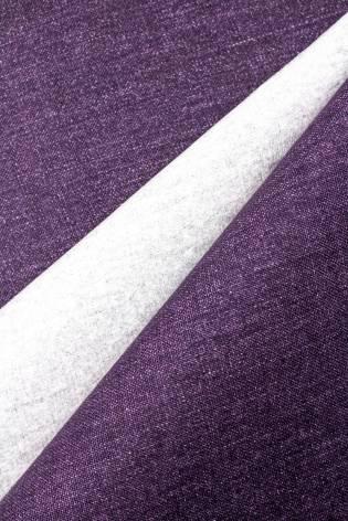 Fabric - Linen - Purple - 145 cm - 355 g/m2 thumbnail