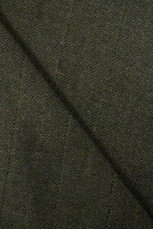 Tkanina tweed - khaki - 160cm 400g/m2 - 1